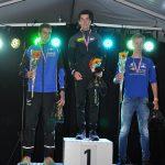 Robin Klamer 3e op NK junioren 3000 meter 2016