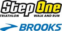 Logo's Step One en Brooks